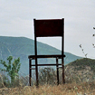 Cathal Abberton | Chair, Orgiva, Sierra Nevada, Andalucia, Spain, 2012 | A3 | £71