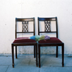 Thi Bui | 'Untitled IV, from the series The Ping Pong House, 2012' | 16x20in with frame | Price: tbc  | C-type