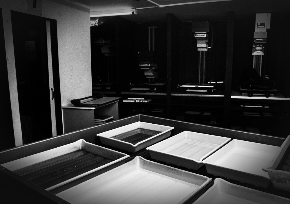 Darkroom Course Black Amp White Photographic Printing