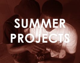 Photofusion Community | Summer Projects