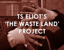 Photofusion Community | TS Eliot's 'The Waste Land' Project