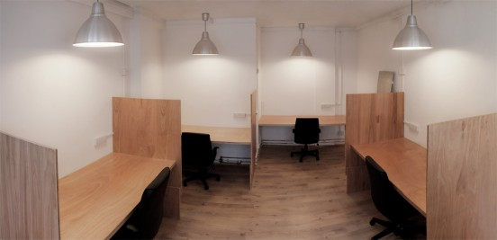 Desk Space Hire