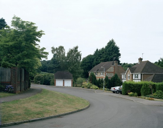 Perry Way, Lightwater, Surrey 2010