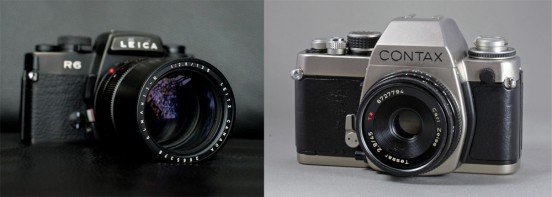 Photography Blog | Film SLRs