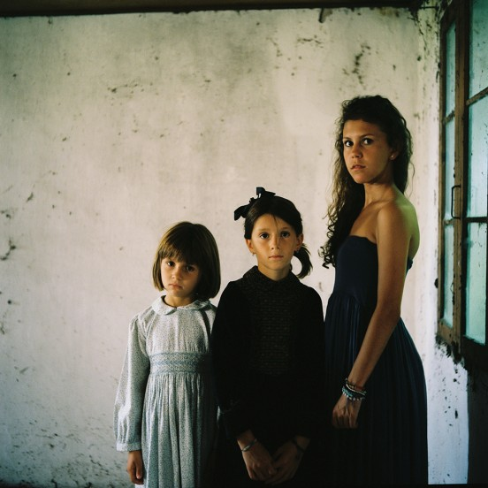 Nadia Nervo | Three Girls, La Casa series