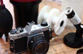 Film, Camera, and Darkroom